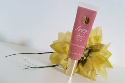 Lanolips Lip Ointment with Colour in Rose