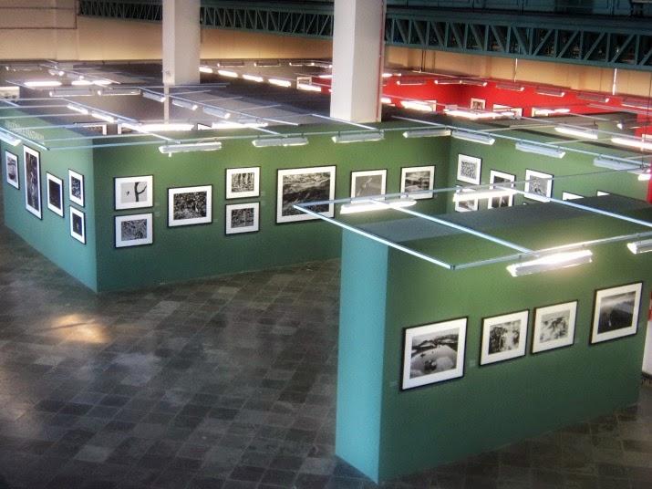 Exposição do Fotógrafo Sebastião Salgado, no Centro Cultural Usina do Gasômetro, em Porto Alegre