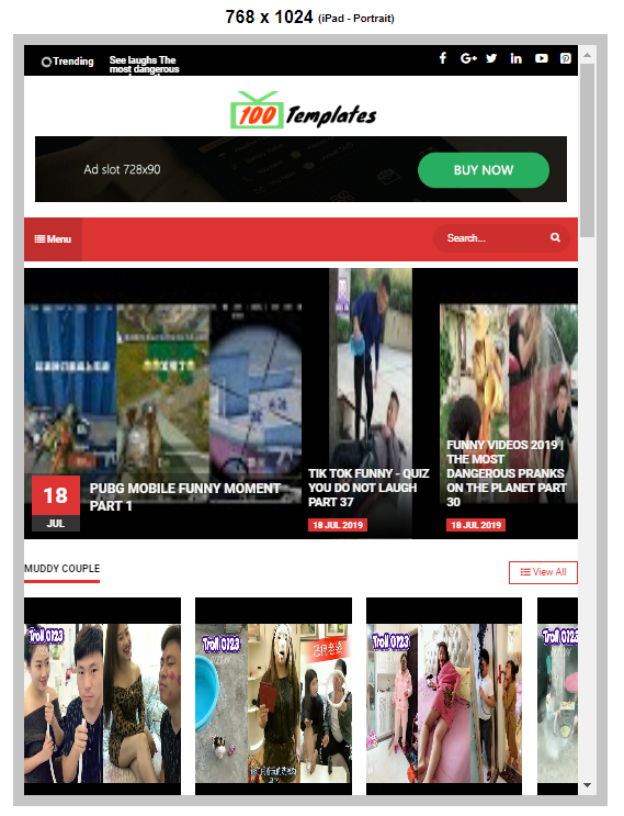 Movie Khor blogger templates free download