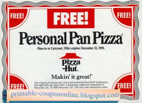 Pizza hut college coupon code
