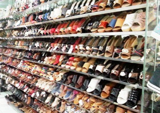 Database Toko Grosir Sepatu Sandal Murah Bandung