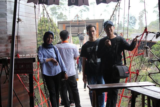 Jadi Baru Kebumen 2018 Tour To Bandung, Best Momen- pinisi resto di situ patenggang bandung 7