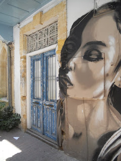 Things to do in Nicosia Cyprus: find street art