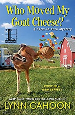 Who Moved My Cheese mystery book cover