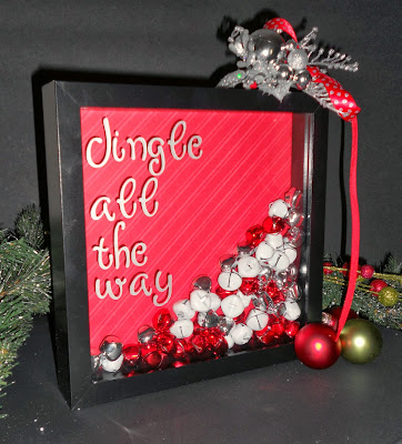 http://www.ilovemydisorganizedlife.com/2013/12/06/jingle-bell-shadow-box/