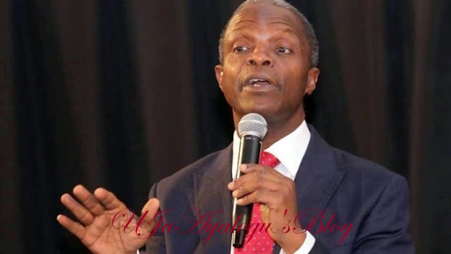 FG to rebuild communities destroyed in farmers, herdsmen clashes – Osinbajo
