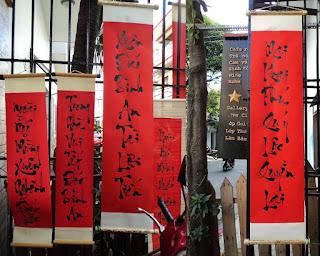 Parallel Sentences in Vietnamese New Year 1