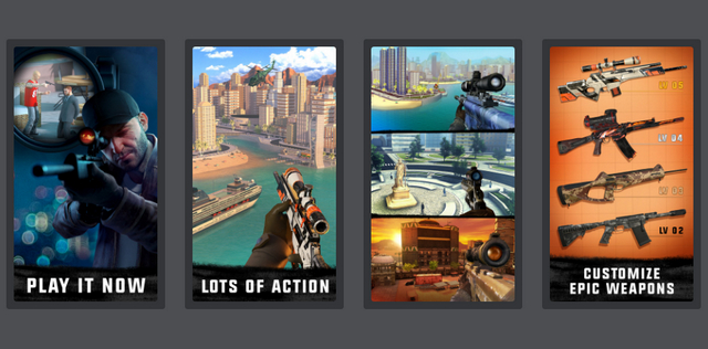 Best FPS Shooting Games for Android apk Free Download  Sniper 3D (Assassin) Gun Shooter