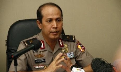 Brigadir Jenderal (Brigjen Pol) Drs. Boy Rafli Amar