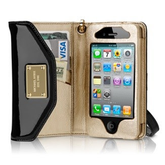 Michael Kors Wristlet Iphone Case