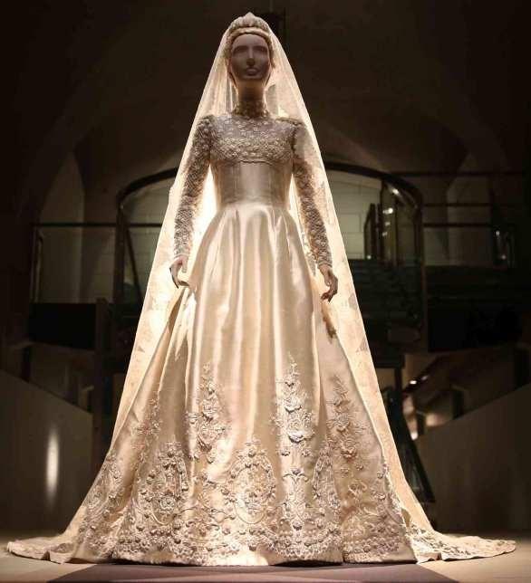 prinsessan maries bröllopsklänning