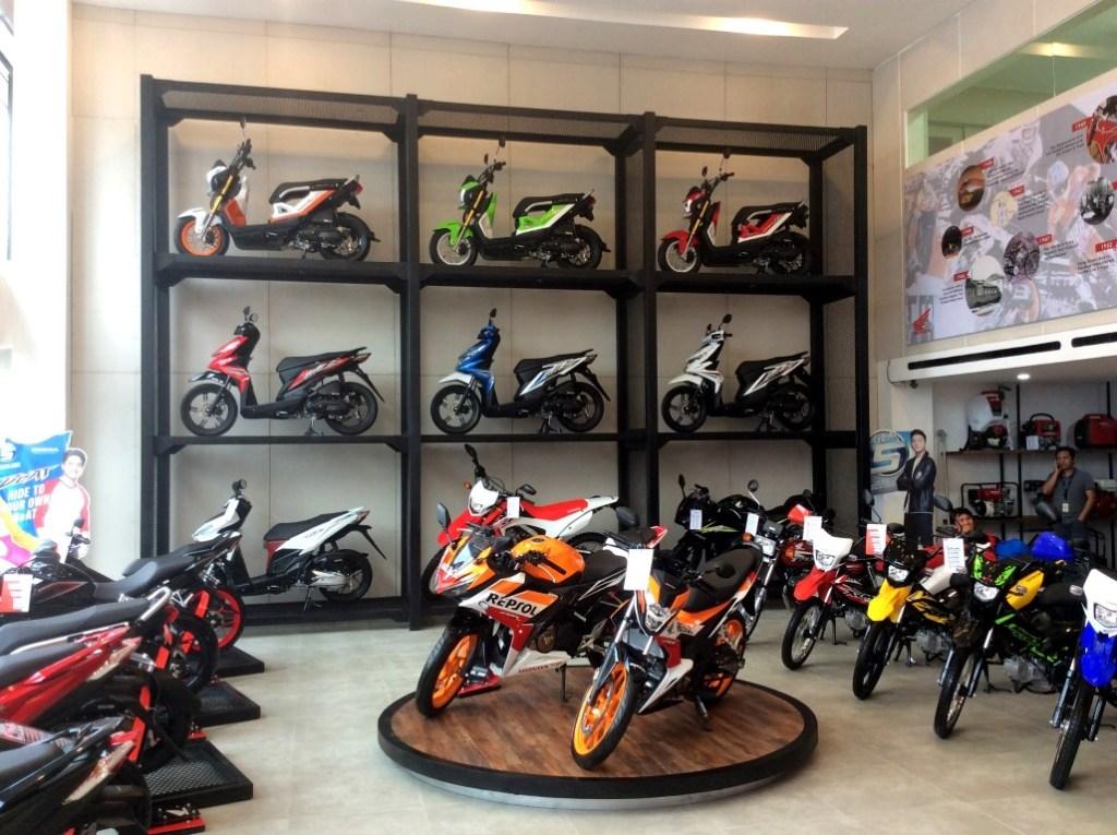 Honda Flagship Shop Grand Opening In Cebu City