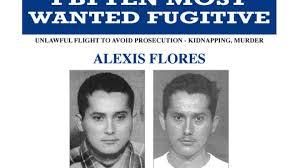 alexis flores orang paling di cari oleh fbi