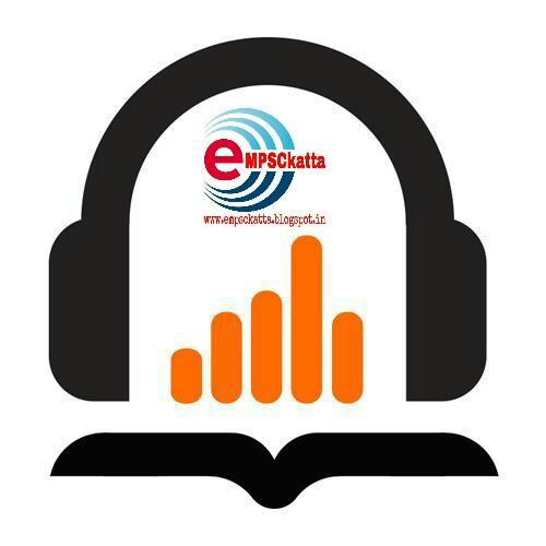 eMPSCkatta :: e MPSCkatta for online MPSC Guidance: eMPSCkatta Audio