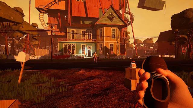 Hello Neighbor PC Game Screenshot 3