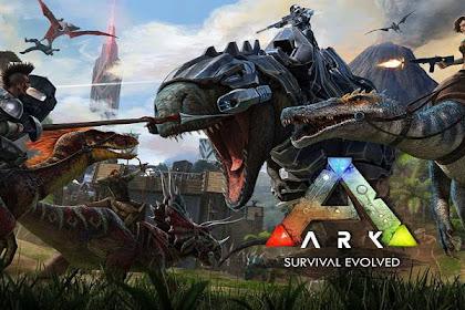 Spesifikasi PC Untuk Game Ark: Survival Evolved