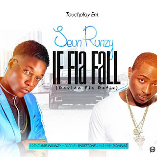 Seun Runzy – If Fire Fall (Davido's Cover)