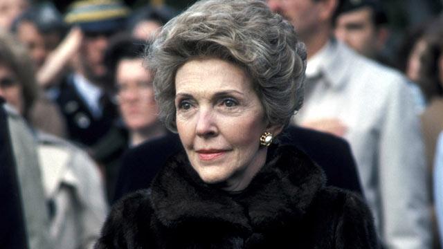 Ex-Primeira-dama Nancy Reagan, morre aos 94 anos