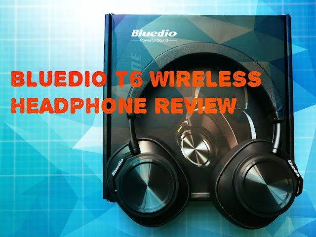 Bluedio T6 Wireless Bluetooth Headphone Review