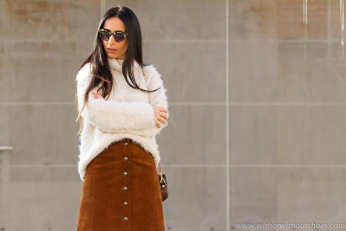 BLogger de moda estilo belleza de Valencia
