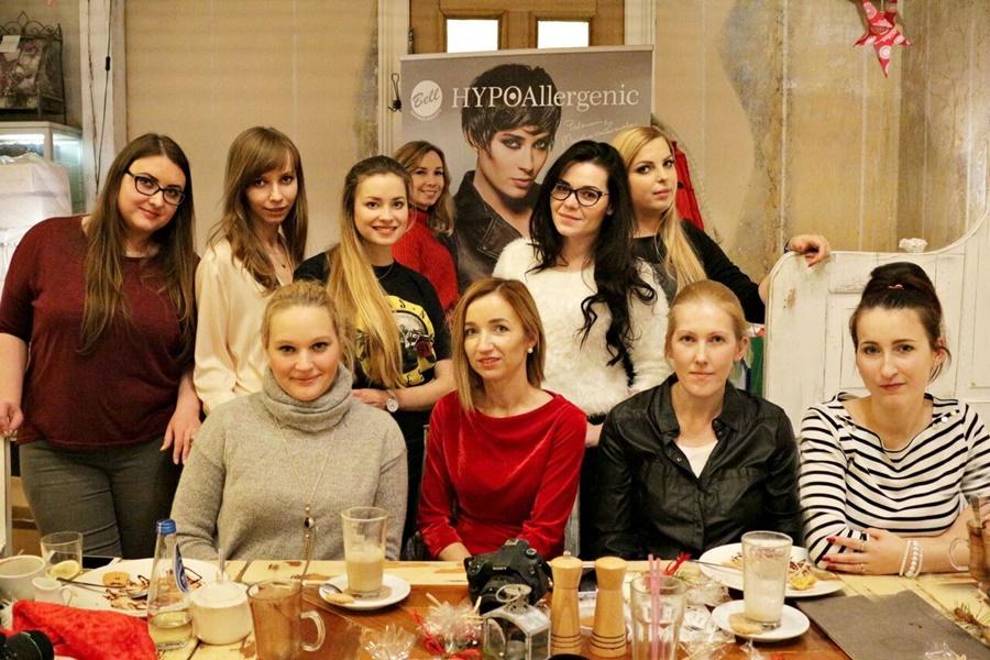 Mikołajkowe Spotkanie Blogerek | Relacja