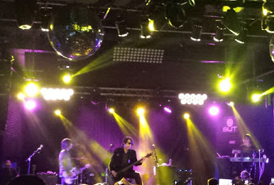 The Psychedelic Furs (crónica concierto Sala But, Madrid, 3)