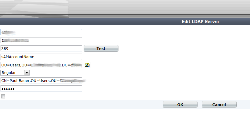 How To Configure Active Directory Users in Fortigate ~ Bauer