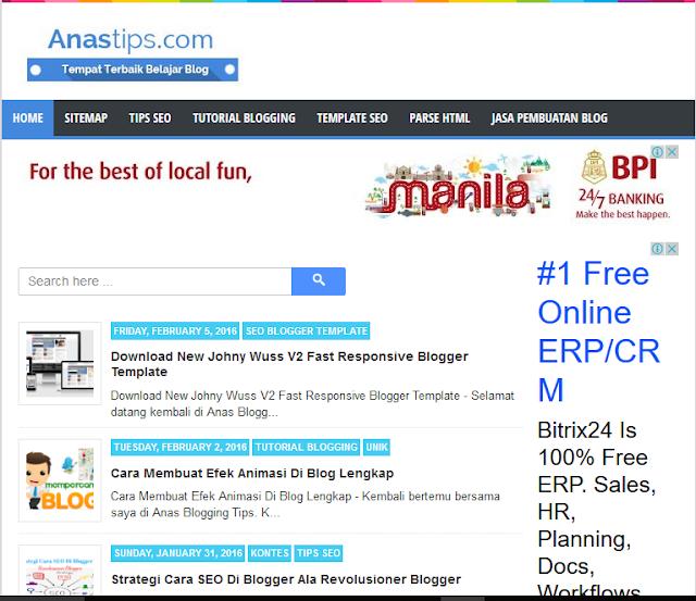 Anas Blogging Tips
