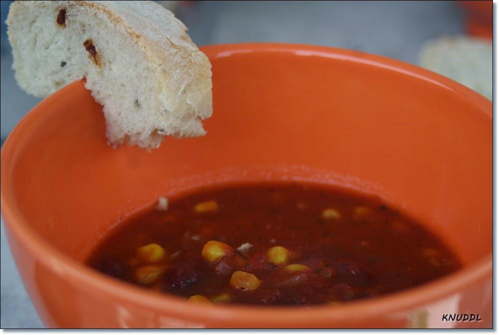 was cookst du heute schnelle suppe mit einem touch mexikos vegan. Black Bedroom Furniture Sets. Home Design Ideas