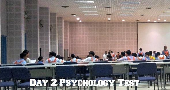 Day 2 Psychology Test