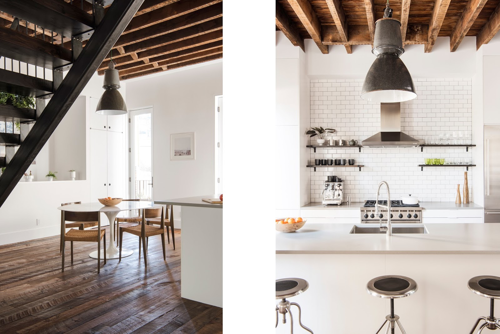 milo and mitzy duett design x green x loft tour i absolutely adore this loft like brooklyn family home designed by elizabeth roberts architecture and design an extensive renovation took place to expose