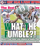 Jets get first back page of October