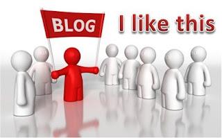 Model Blog yang disukai oleh Google dan Pengunjung
