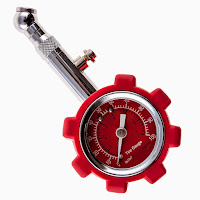Heavy Duty Tire Pressure Gauge (0-100 PSI Mechanical Gauge)