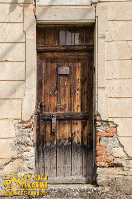 Old door - #Macedonia #Prespa #Ljubojno village