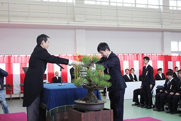 30期生・卒業式!!