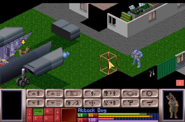Open Xcom - Anthropod Screenshot