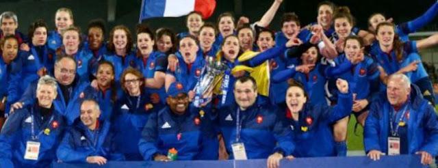 RUGBY - Torneo VI Naciones femenino 2016: Francia le arrebata el título en la última jornada a las inglesas