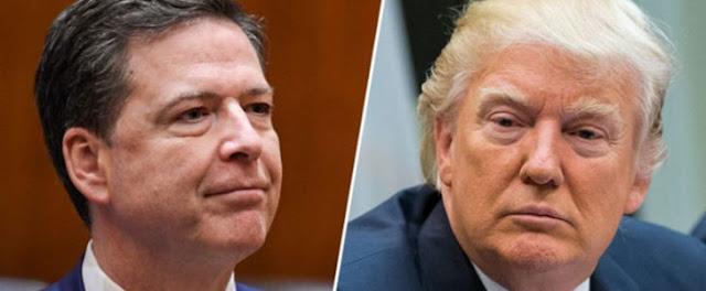 أسباب عزل ترامب لمدير مكتب التحقيقات الفيدرالية FBI