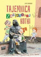 Kotka, Olsztyn, Sarnowska, książka dla dzieci