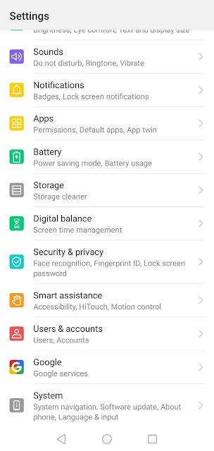 Cara Update Software pada Huawei Anda 2
