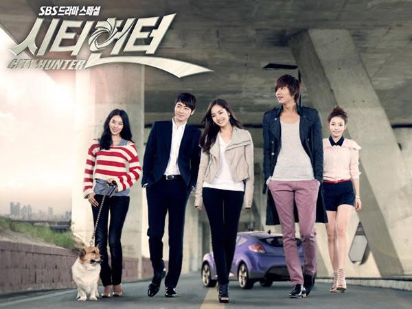 2011年韓劇 城市獵人線上看