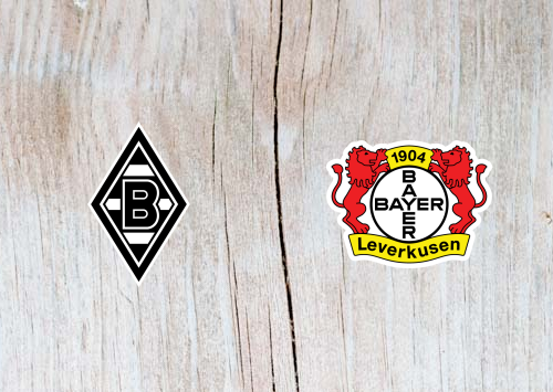 Borussia Monchengladbach vs Bayer Leverkusen - Highlights 31 October 2018