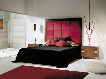 Decoraci n minimalista y contempor nea decoraci n de for Decoracion de recamaras principales modernas