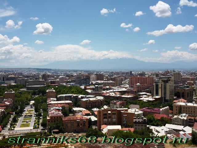 Что посмотреть в Армении за неделю