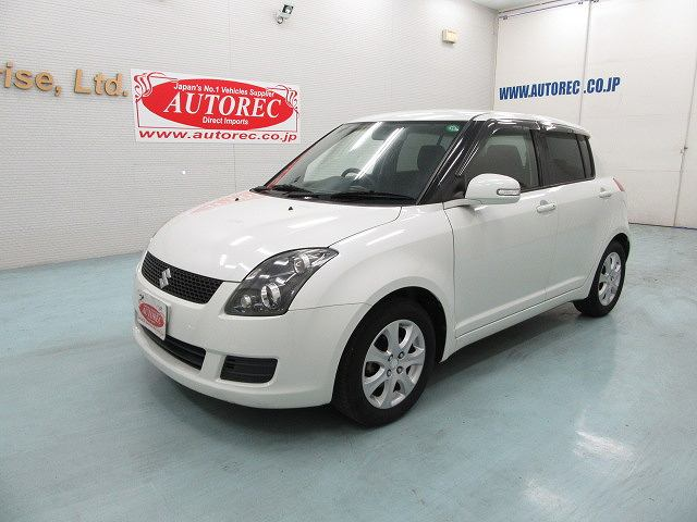 Suzuki Swift - Autorec - Japanese used cars