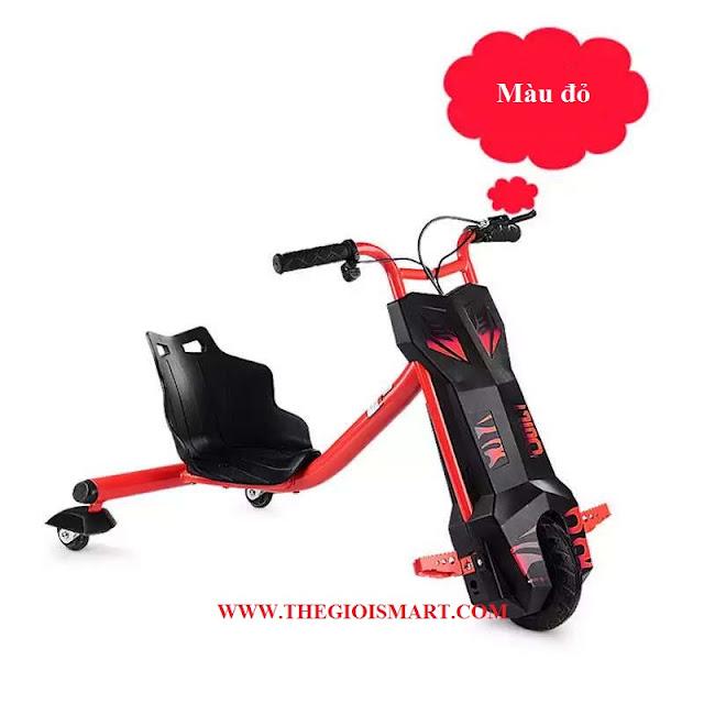 Xe điện 3 bánh Trike Drift tay ga