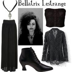 halloween Bellatrix Lestrange