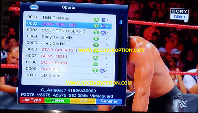 STARSAT SR-2000HD EXTREME RECEIVER POWERVU KEY AUTO ROLL NEW SOFTWARE
