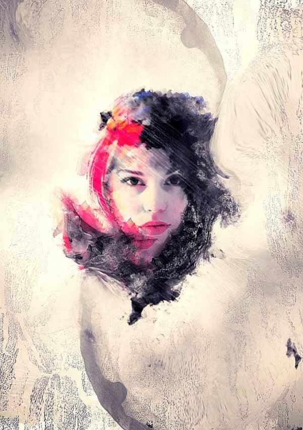 Create an Abstract Photomanipulation